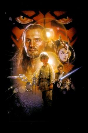 Star Wars: Episodio I - La amenaza fantasma 1700x2569