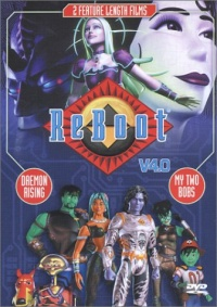 ReBoot: My Two Bobs poster