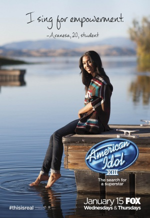 American Idol: The Search for a Superstar 1801x2625