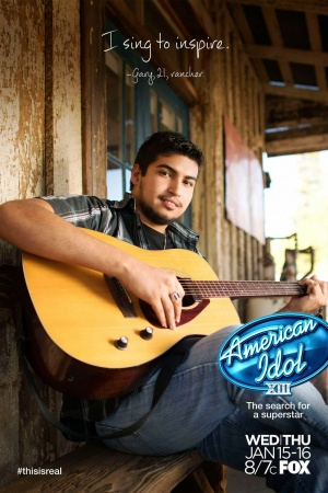 American Idol: The Search for a Superstar 1047x1572