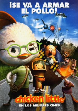 Chicken Little 3284x4680