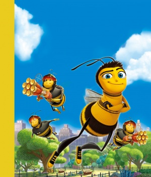 Bee Movie - Das Honigkomplott 1737x2042