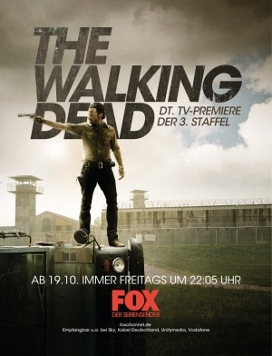 The Walking Dead 1000x1306