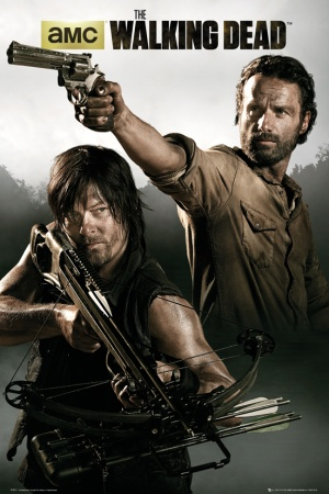 The Walking Dead 551x827