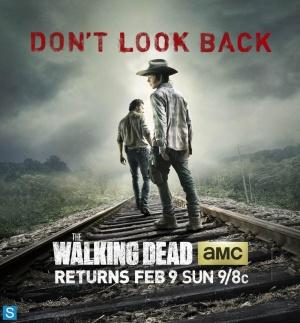 The Walking Dead 1600x1723