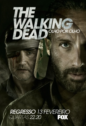 The Walking Dead 613x900