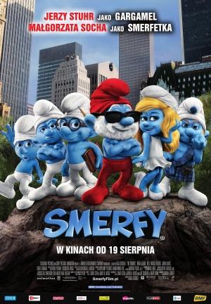 The Smurfs 1500x2162