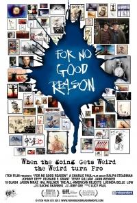 For No Good Reason poster