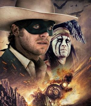 The Lone Ranger 487x566