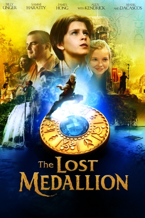 The Lost Medallion: The Adventures of Billy Stone 1400x2100