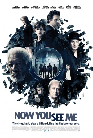 Now You See Me 700x1037
