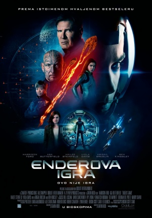 Ender's Game 1113x1600