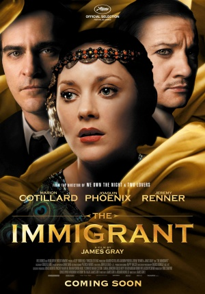 The Immigrant 2480x3543