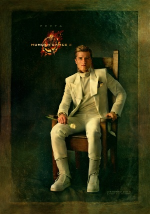The Hunger Games: Catching Fire 2560x3633