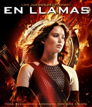 The Hunger Games: Catching Fire 487x566