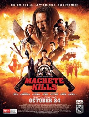 Machete Kills 1330x1743