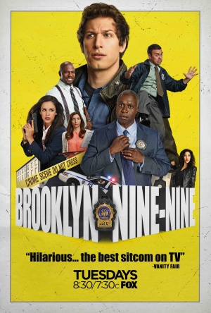 Brooklyn Nine-Nine 2025x3000