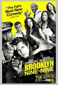 Brooklyn 99: Nem százas körzet poster