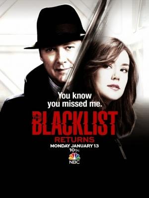 The Blacklist 634x846