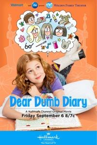 Dear Dumb Diary poster