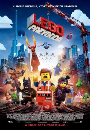 The Lego Movie 833x1200