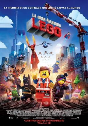 The Lego Movie 3505x5000