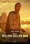 Million Dollar Arm poster
