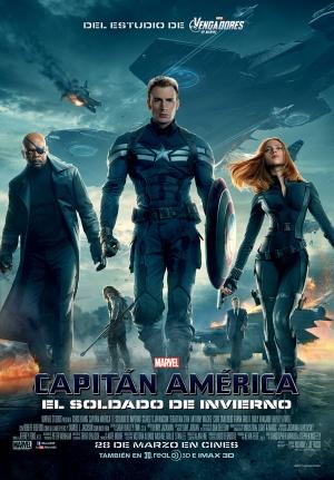 Captain America: The Winter Soldier 765x1100