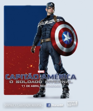 Captain America: The Winter Soldier 388x463