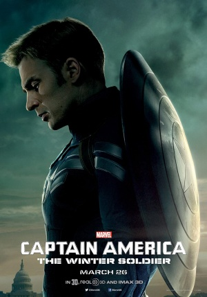 Captain America: The Winter Soldier 769x1100