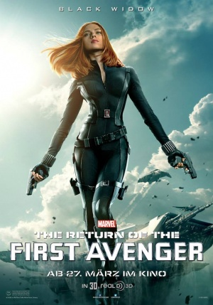 Captain America: The Winter Soldier 671x960