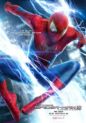 The Amazing Spider-Man 2 2126x3038