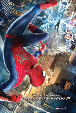 The Amazing Spider-Man 2 1382x2048