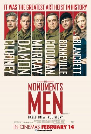 Monuments Men 3375x5000