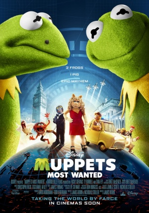 Muppets Most Wanted 1049x1500