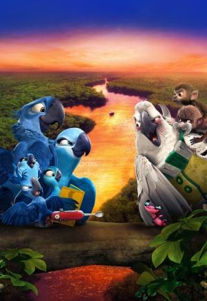 Rio 2 - Dschungelfieber 3452x5000
