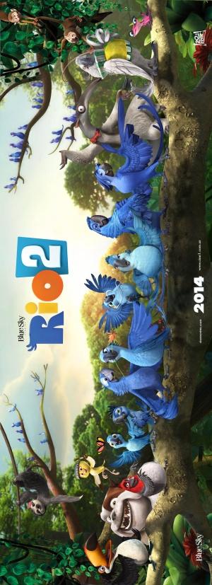 Rio 2 - Dschungelfieber 1051x2899