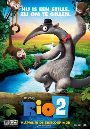 Rio 2 - Dschungelfieber 500x714