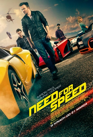 Need for Speed 1354x2000