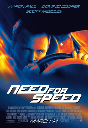 Need for Speed 3434x5000