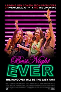 Hangover Girls - Best Night Ever poster