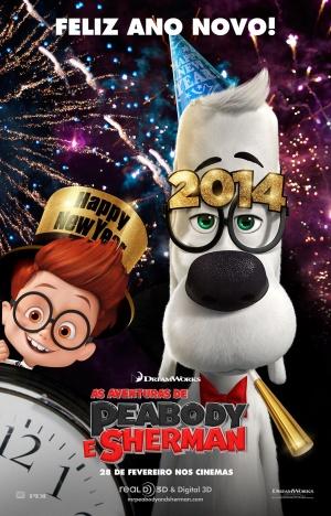Mr. Peabody & Sherman 1312x2048