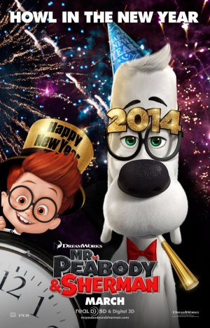Die Abenteuer von Mr. Peabody & Sherman 750x1171