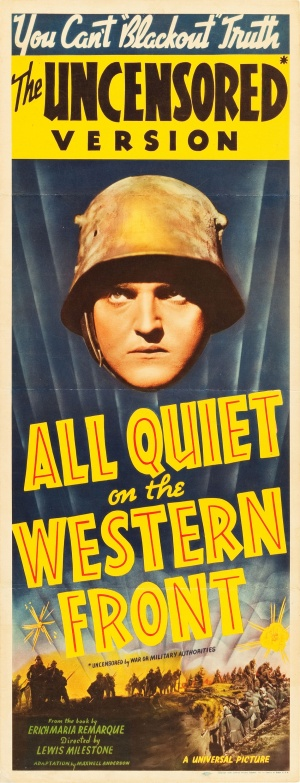 All Quiet on the Western Front 1150x3000
