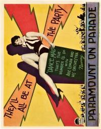 Paramount on Parade poster
