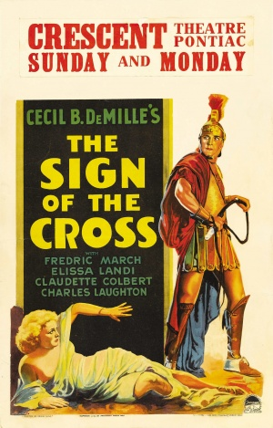 The Sign of the Cross 1917x3000
