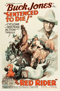 The Red Rider poster