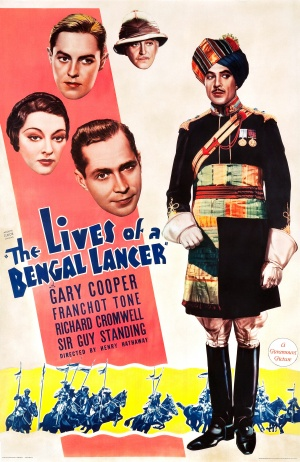 The Lives of a Bengal Lancer 1947x3000
