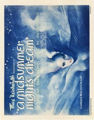 A Midsummer Night's Dream 1418x1815