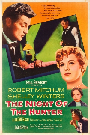 The Night of the Hunter 2002x3000